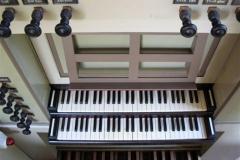 Hervormde kerk Grijpskerke orgel