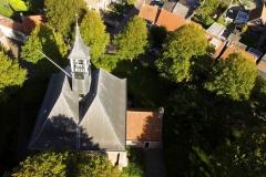 Drone foto Michaëlskerk